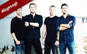 More Info for Nickelback müssen Europatour absagen