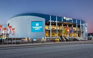 More Info for Barclays Arena installiert dauerhaft Durchgangs-Metalldetektoren