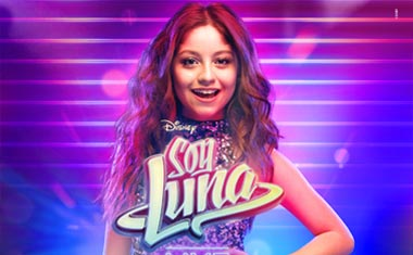 Soy Luna Artists Barclaycard Arena