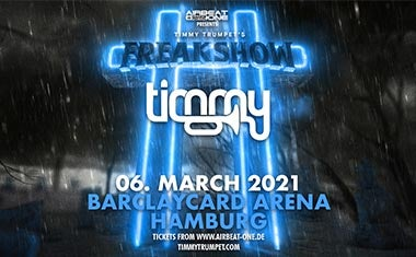 More Info for Airbeat One presents Timmy Trumpet Freakshow