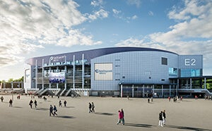 More Info for Neuer Namenspartner: Multifunktionsarena im Hamburger Volkspark heißt ab 1. Juli 2015 Barclays Arena