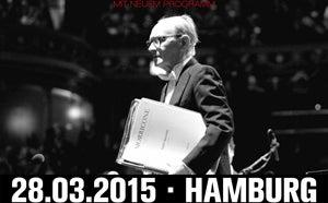 More Info for Konzert von Ennio Morricone auf den 28. März 2015 verschoben