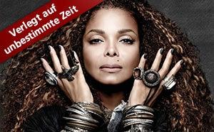 More Info for Janet Jackson Tour verschoben