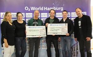 More Info for O2 World Hamburg unterstützt gemeinnützige Projekte mit rund 5.000€