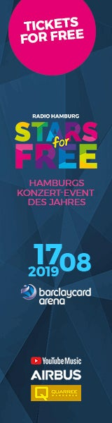 Erlebe Stars for Free 2019 in der Barclaycard Arena Hamburg