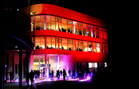 More Info for Neues Premium Gebäude der O2 World Hamburg geöffnet